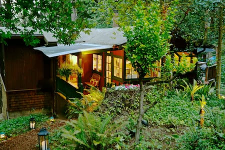 Pippin's Cottage - A Forest Haven - Dom