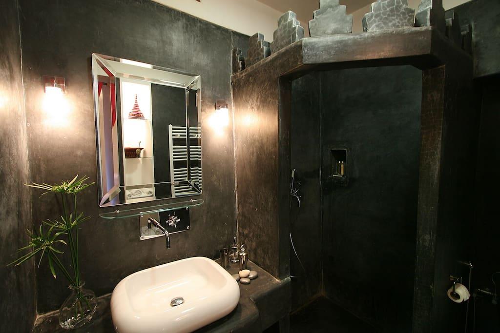 Salle de bain chambre Sourire