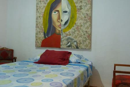 Small double bedroom junto Catedral
