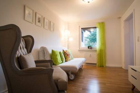 ÜberNacht-am Talbach / Wohnung ZWEI - Apartment