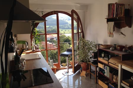 Jumping-off point for activities - Apartamento