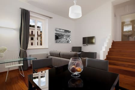Luxury Penthouse the Rome's Heart 3