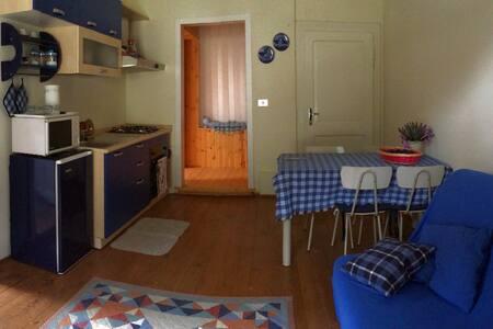 Cozy loft in Pontebba centre