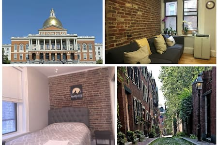 Beacon Hill Apt by MGH/Harvard/MIT