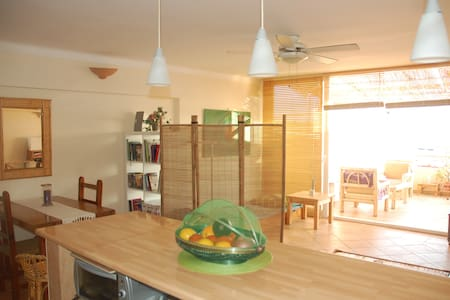 Lounge in Attic,100m from Beach,IBZ
