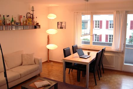 In 10 minutes by the Insel hospital - Apartament