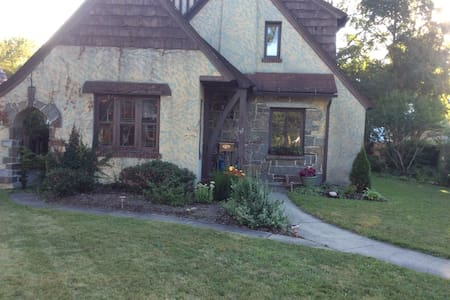 Ginger bread house in wine country! - Elmira - Maison
