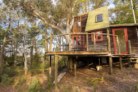 Treehouse in the Blue Mountains - Kulübe