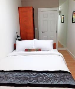 Room 209 @ Chiang Rai Condotel - Queen Bed - Byt