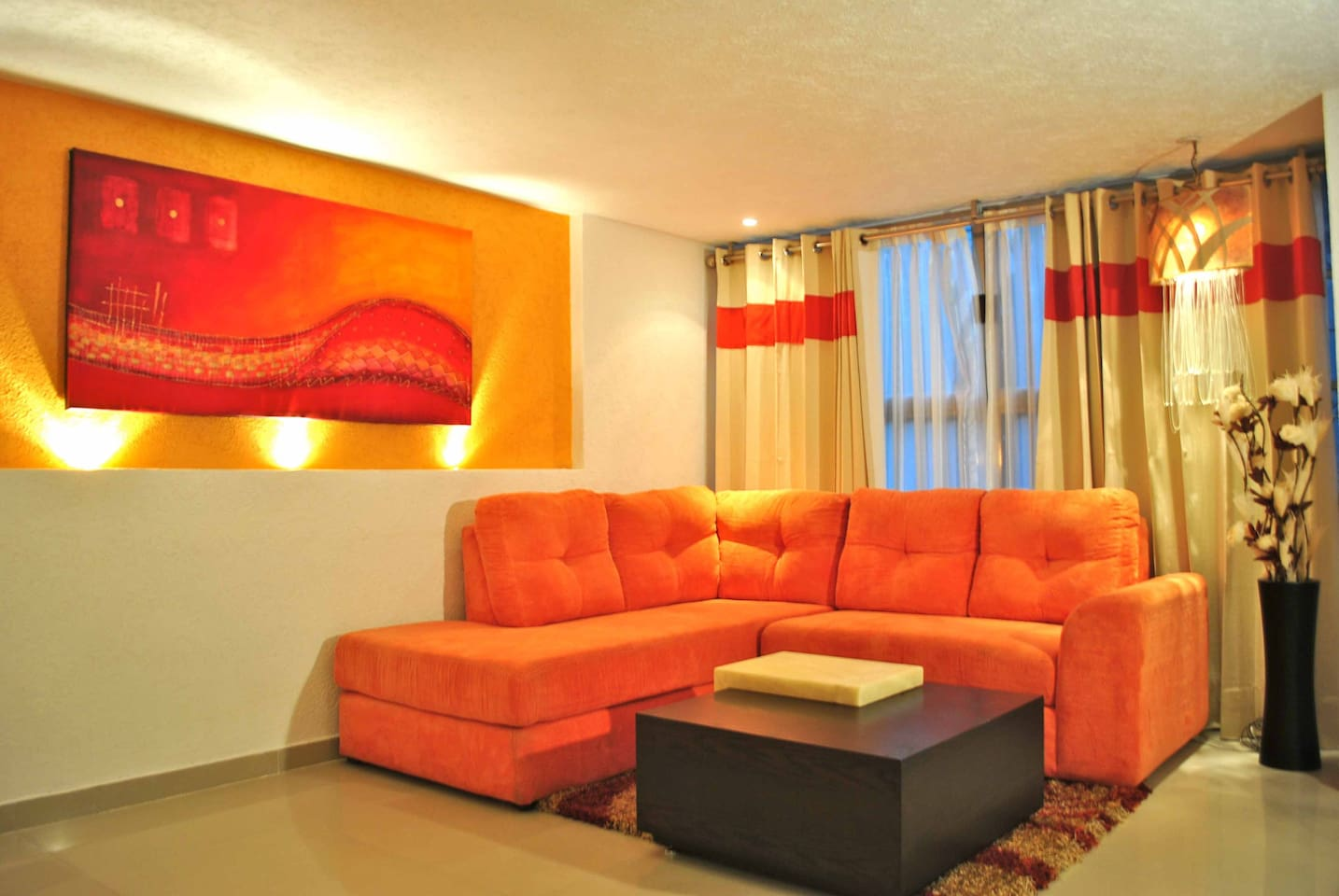 Business Suite ORANGE near Reforma