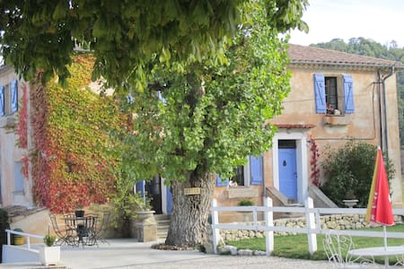 "Maison d' hote "" LA PINEDE"" - Bed & Breakfast"