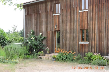 Bright, large garden, sunny Dordogn - Huis