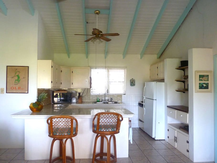 Upper Villa - Kitchen