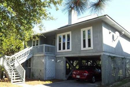 Beach House on Pivate Island - Haus