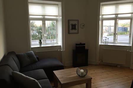 Cozy apartment in hip Vesterbro