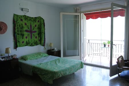 Doble room with balcony