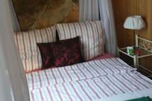 Kleine Jagdhütte am Wald, 2 Räume