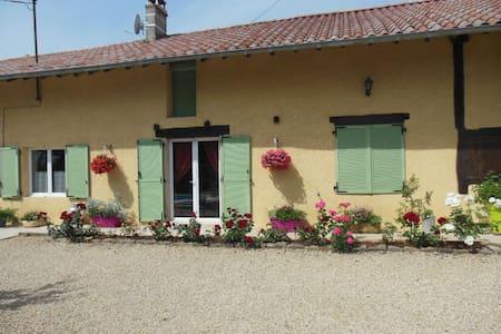 Chez martial - Chavannes-sur-Reyssouze