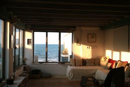 appartement  donnant sur la mer et terrasse jardin - Byt