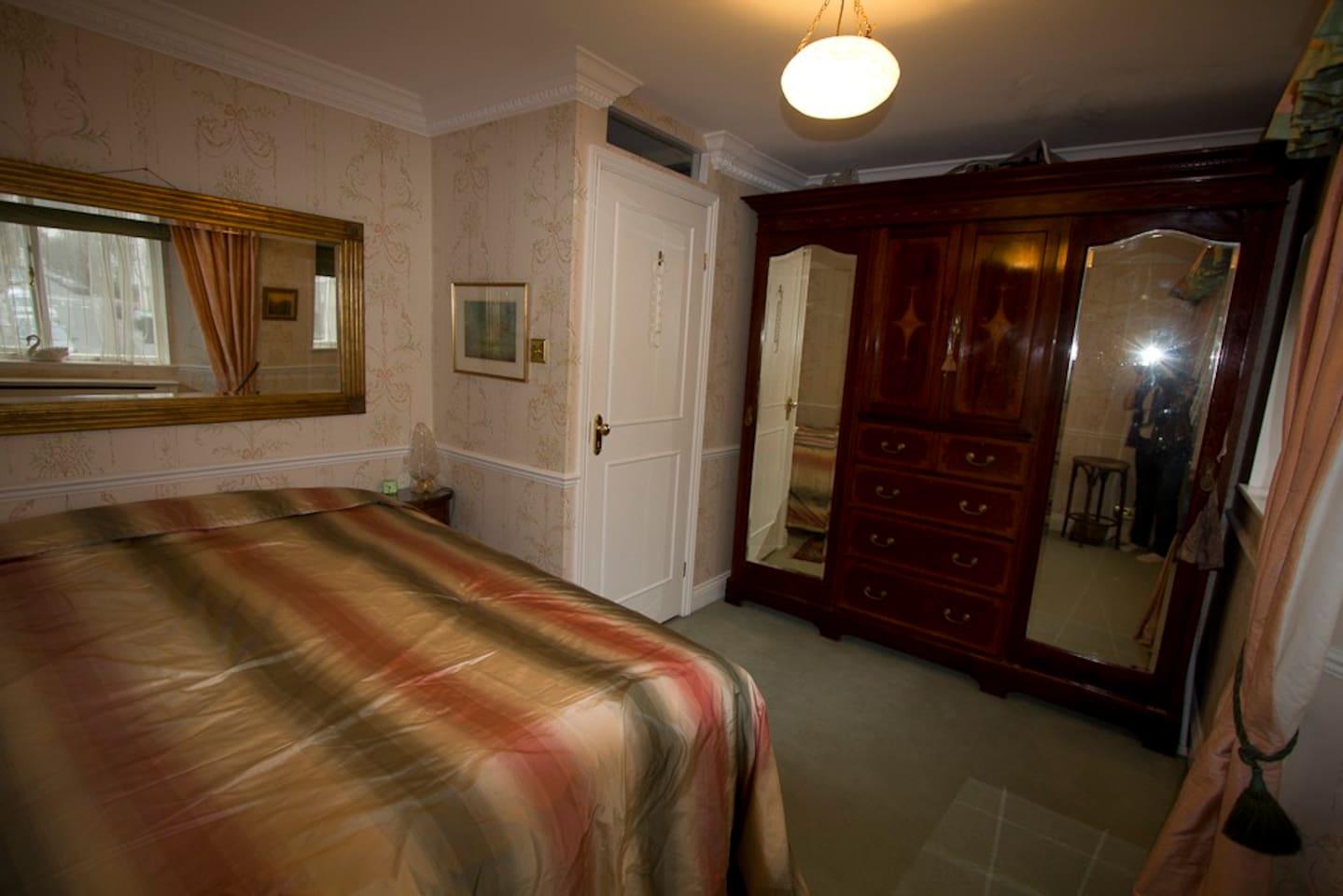 Double room Fulham near Earls Crt