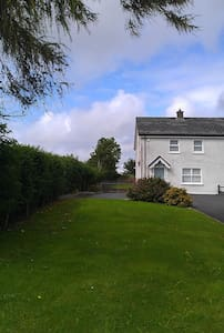 Semi-detached house in Belleek, UK