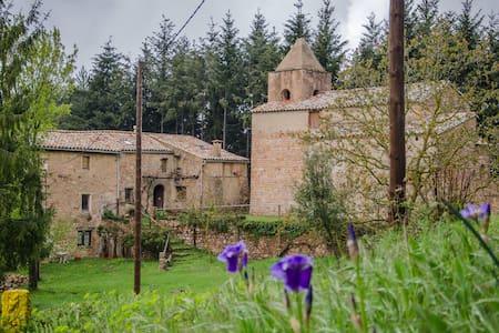 Sant Andreu de Bancells,Guilleries.Vilanova de Sau - Vilanova de Sau - Talo