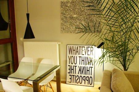 Luxurious, quiet apartment TULCE