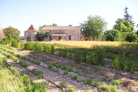 Ancienne ferme en pierre  Dordogne - Casa