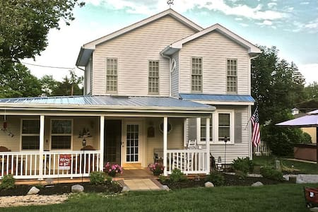 1500 SQFT COTTAGE  CHESAPEAKE CITY - Earleville - Haus