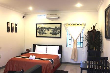 Central Siem Reap, Cozy New Studio