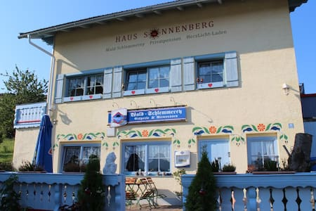 Haus Sonnenberg - Doppelzimmer - Bed & Breakfast