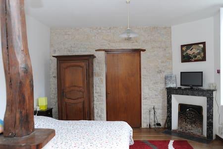 Chambre d'hôtes La Baticole - Estouy - House