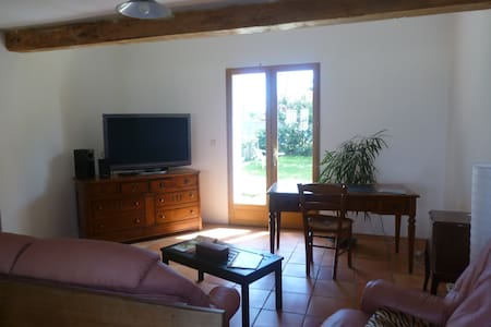 Petite maison calme à la campagne  - Saint-Quirc