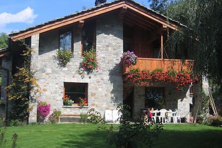 Tipica casa di montagna - Haus