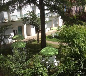 appartement calme centre ville PMR