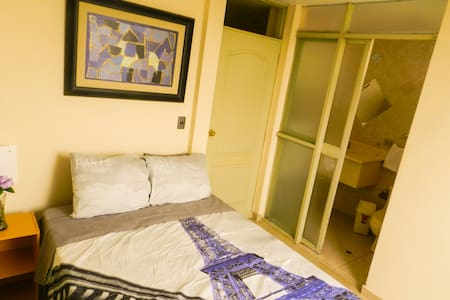 De Luxe Apartment (2p) - Bed & Breakfast