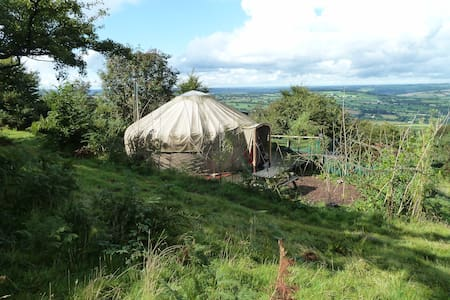 Superb 5 Star Offgrid Tranquil Yurt in Cornwall UK - Callington - Iurta