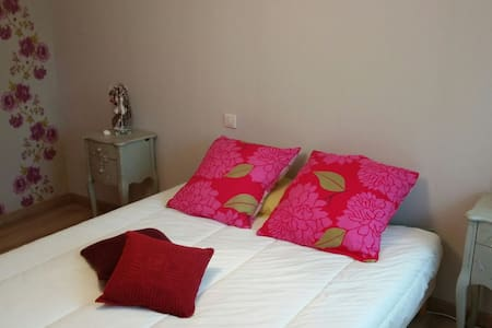2 Chambres cosy 15mn d'Aiguebelette - Domessin