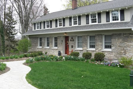 Genesee Country Inn Bed & Breakfast - Mumford - Bed & Breakfast