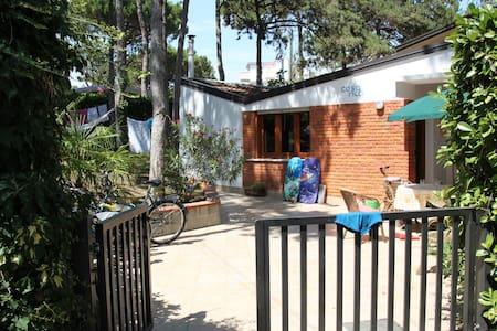 Beautiful bungalow close to the sea - Lignano Sabbiadoro - Hus