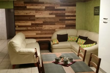 LUCKY APARTMENT  FOR 1 TO 6 PERSONS - Appartamento