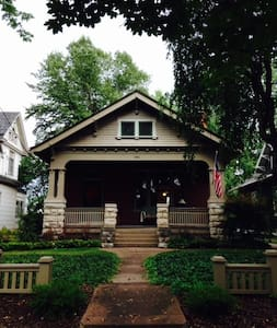 Classic Historic District Bungalow