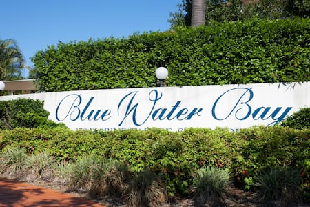 Blue water bay - Southport