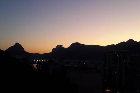 La meilleure vue de Rio de Janeiro
