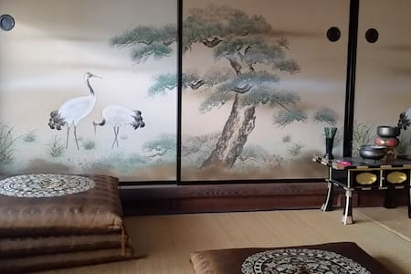 Traditional Japanese House 12 minutes to Airport - House