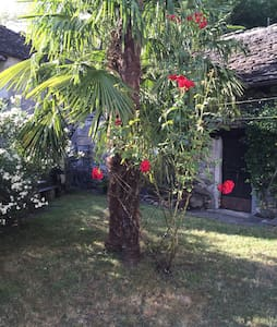 Ferien Haus Rustico - Avegno - House