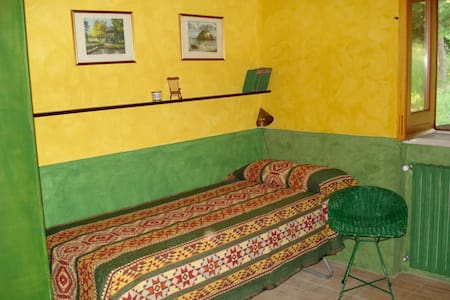 A room in the green 2 - Bed & Breakfast