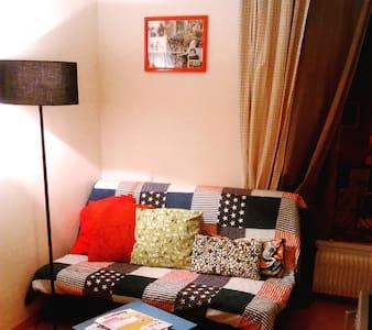Chambre privée/Private Room-1 pers - Paris - Apartment