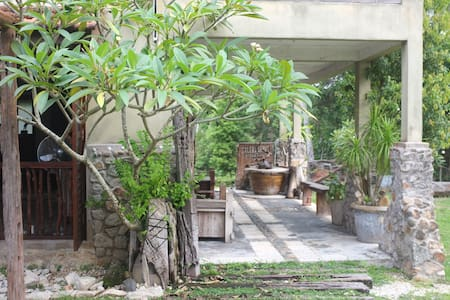 Sepat Village - House by the Beach - Bungalow