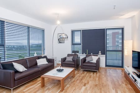 New luxus condo near Reykjavik - Apartment